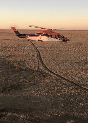 S76 in Desert